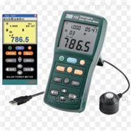 太阳能功率表-记录型功率计泰仕TES-132