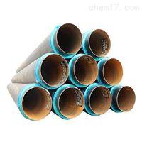 管径159*4.5聚氨酯热力防腐夹克保温管报价