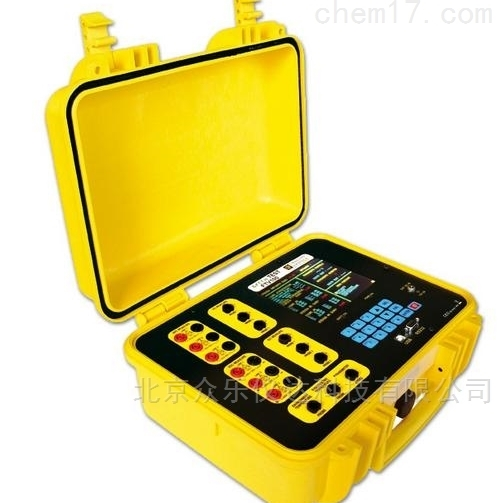 法国CA公司FTV-100光伏系统效率测试仪
