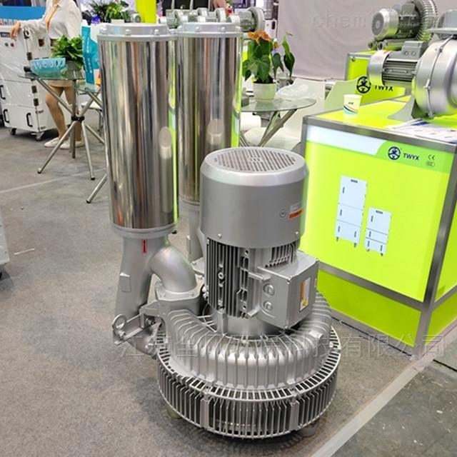 铝合金大功率立式25kw高压风机