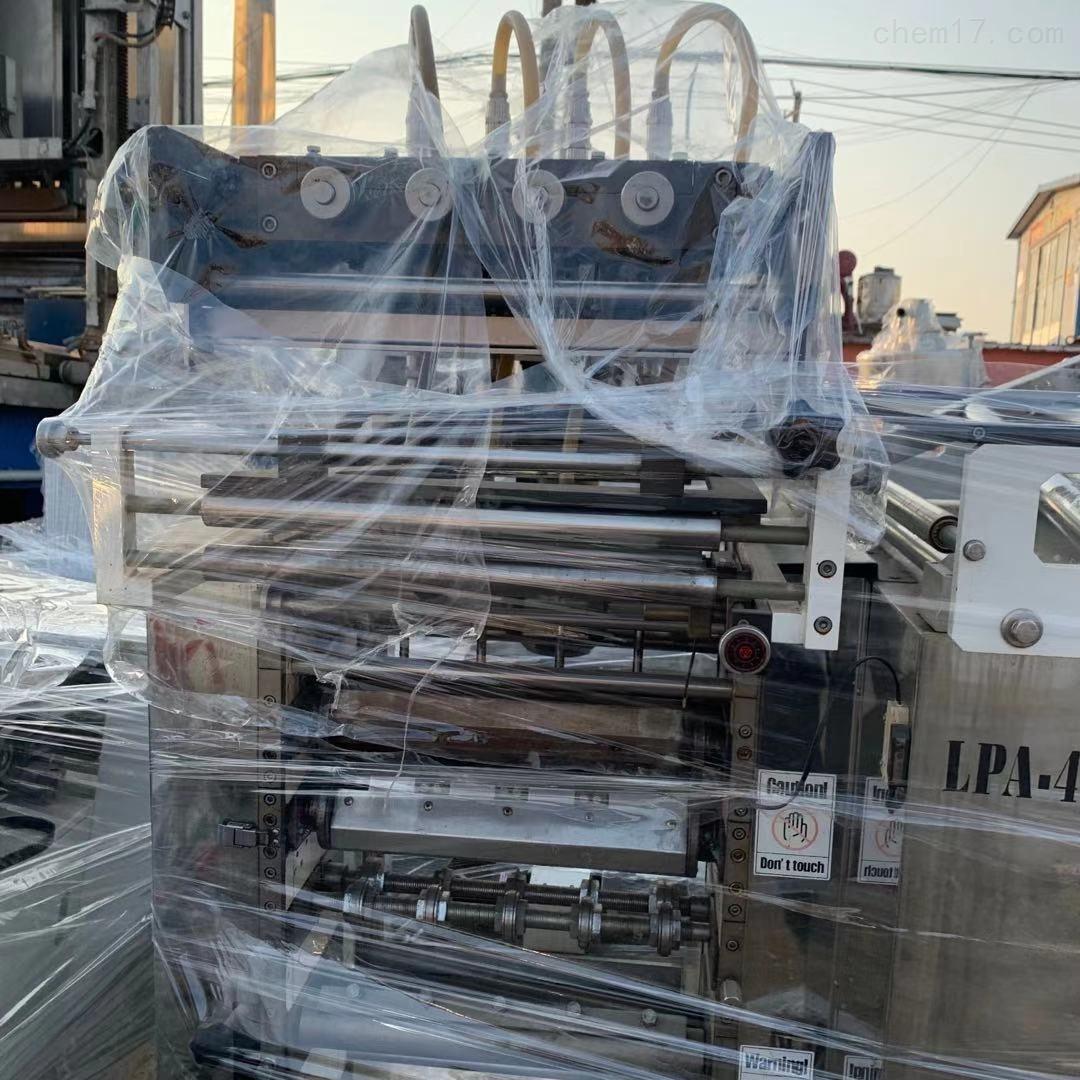 二手4列 多列式粉剂包装机