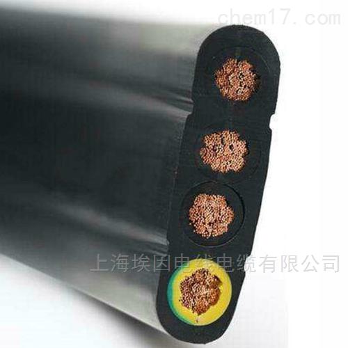 欧标认证耐低温改性橡胶护套扁电缆