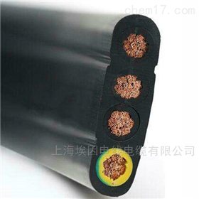 YFFB欧标认证耐低温改性橡胶护套扁电缆