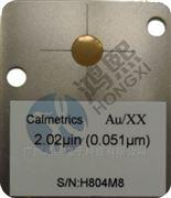 膜厚仪通用的金属标准片