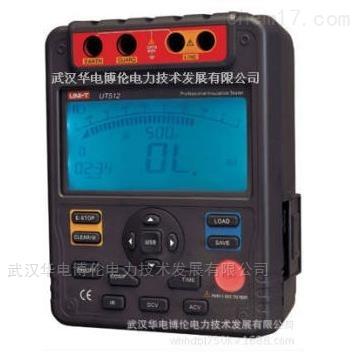 绝缘电阻测试仪兆欧表