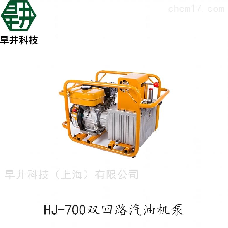 双回路汽油机泵