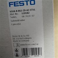 VSVA-B-B52-ZD-A2-1T1L全新FESTO电磁阀