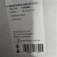 VSVA-B-M52-AZD-A2-1T1L全新FESTO电磁阀