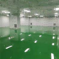 HZD青岛百级洁净室垂直工作台应用