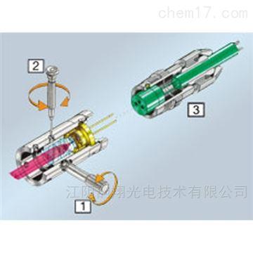 激光二極管準直器21C和21P