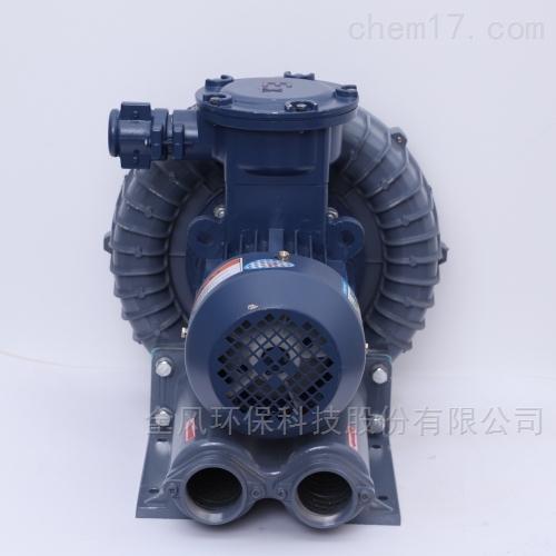 涡旋高压风机 高压漩涡气泵