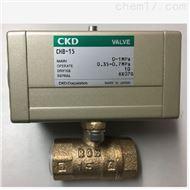 KBX-T5D日本CKD电动执行器