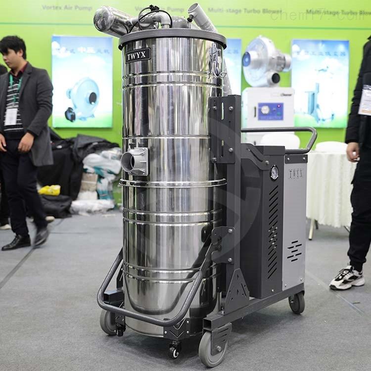炭素工厂用碳粉吸尘器