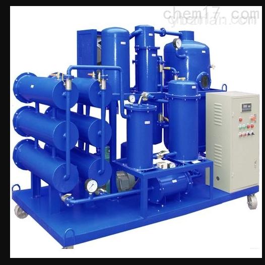 铁力市承装修试五级燃油全自动滤油机