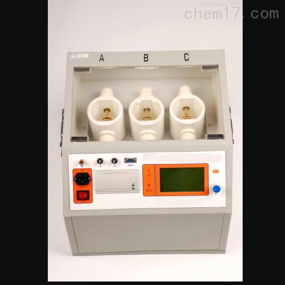 临江市承装修试三杯型绝缘油介电强度测量仪
