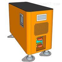 伸缩式AGV充电站