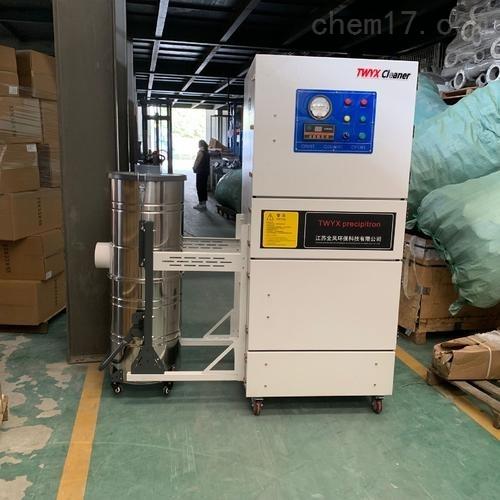 机器人打磨集尘机