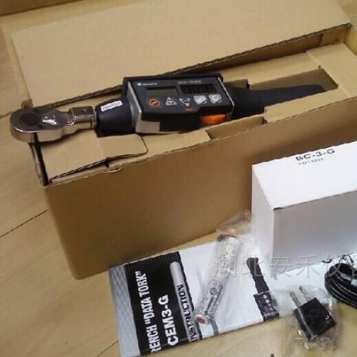 无线式数据传输扭力扳手CEM3-G-BTA