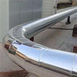 空调排水管保温弯头铁皮价格