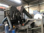 油漆桶破碎机生产能力是多少?