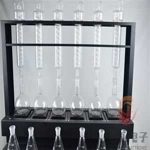 GY-DGZLY-6环保6位多功能蒸馏器价格