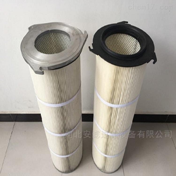 供应双网加固除尘滤筒