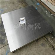 标准称重地磅1-3吨工业计重1.5米平台电子秤