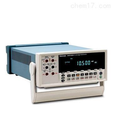 DMM4040泰克臺式數字萬用表