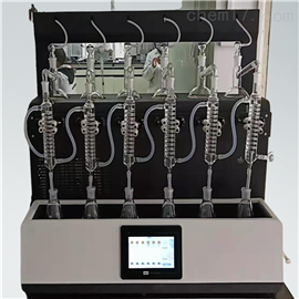 QYZL-6A新款体化蒸馏仪