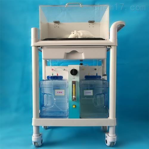 小型实验动物二氧化碳麻醉安息箱