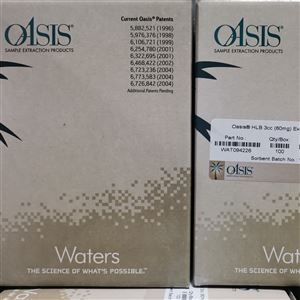 186002495Waters OAsis WCX固相萃取小柱