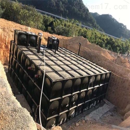 抗浮式地埋箱泵一体化基础形式的改变