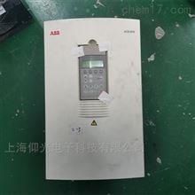ABBACS800变频器维修常见故障详细介绍