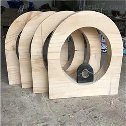 中央空调管道垫木