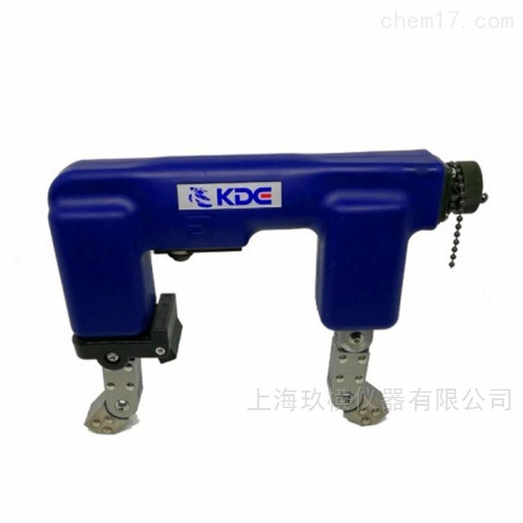 韩国京都磁粉探伤仪 电磁轭探伤机使用步骤