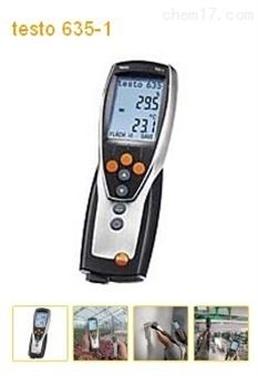 testo635-1温湿度仪
