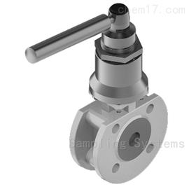 Mechatest ISO-5211 SRVISO-5211阀门的弹簧复位取样阀