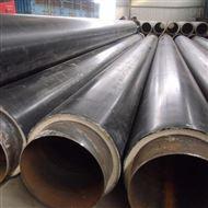 dn350直埋预制保温管的价格,聚氨酯发泡保温管的结构层次