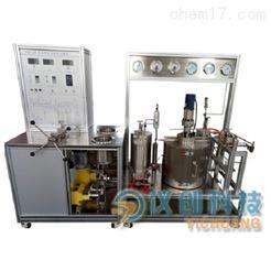 SHW-2型超臨界釜式水氧化系統