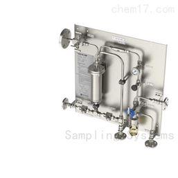 高温液体瓶安全采样器面板