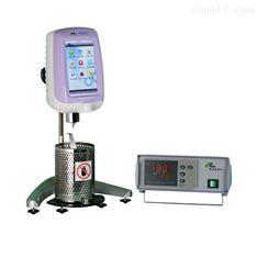 触摸屏高温旋转粘度计 液体高温粘度测试仪