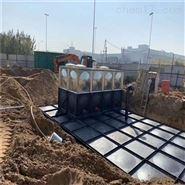 装配式地埋一体化消防水箱价格计算