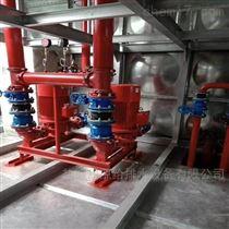 定制地埋式一体化消防水箱厂家设计