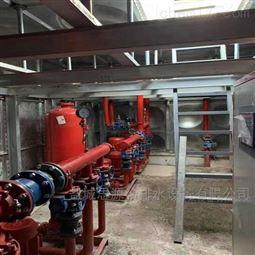 河南地埋式箱泵一体化消防验收合格交付使用