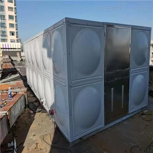 不锈钢拼装水箱304保温定制