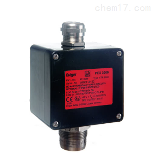 PEX 3000 易燃可燃气体及蒸汽报警仪变送器