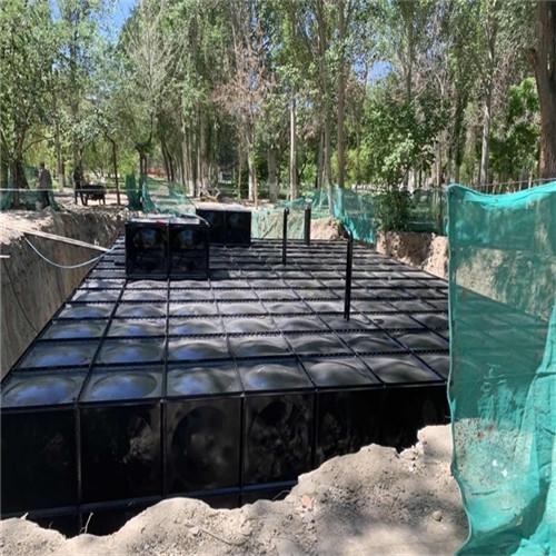 BDF地埋复合水箱图纸编制依据
