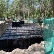 不銹鋼BDF地埋復合水箱圖紙編制依據