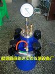 HC-7L型砼拌合物含气量测定仪,含气量测定仪