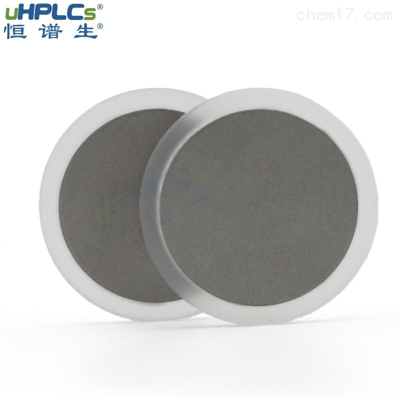 超高压PCTFE在线过滤器筛板